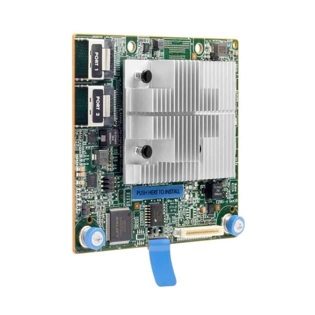 Контроллер HPE Smart Array E208i-a SR Gen10 (804326-B21)