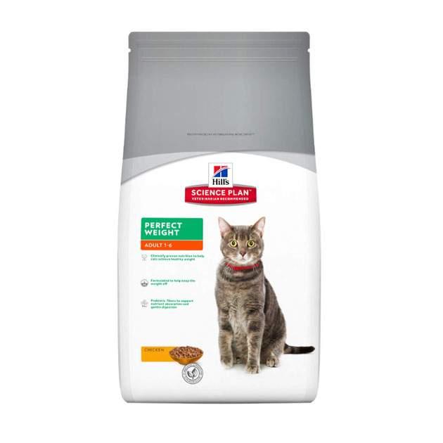Корм для кошек Hill's Science Plan курица 1,5 кг