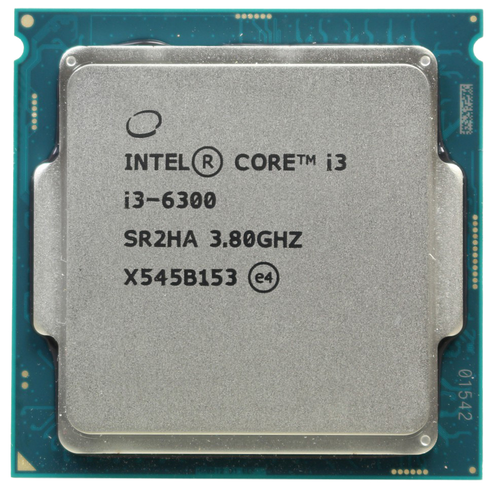 Процессор Intel Core i3 7300 Box