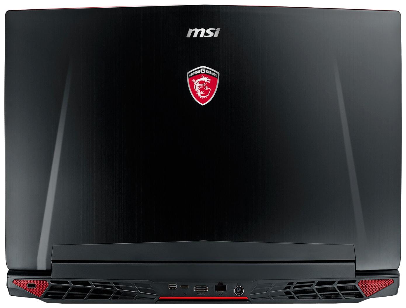 Ноутбук MSI GT72S 6QE-1043RU Dominator Pro 4K 9S7-178211-1043