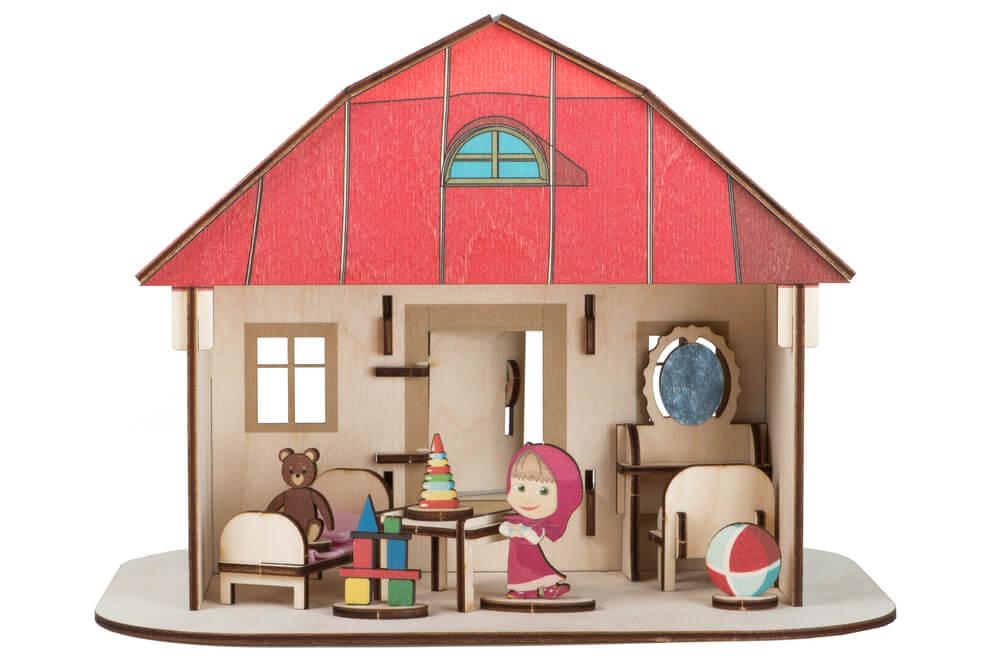 дома для игрушек картинки которых уверены которым