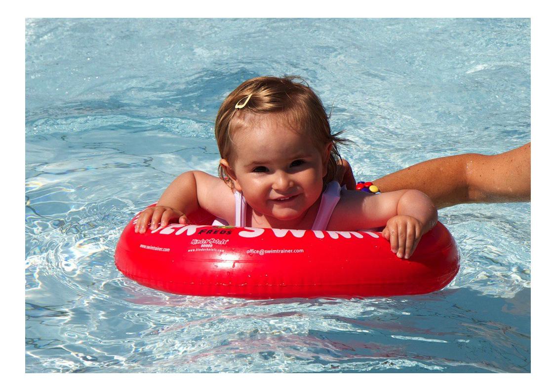 Картинки про купание