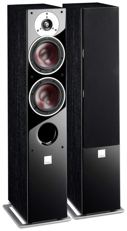 Комплект акустических систем HiFi DALI Zensor 5 AX BlAsh