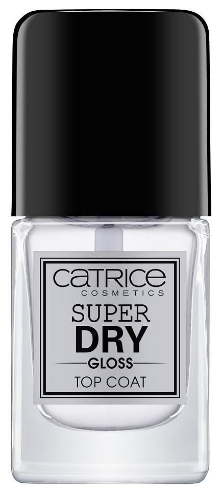 Закрепитель лака для ногтей Catrice Super Dry Gloss Top Coat 10.5 мл