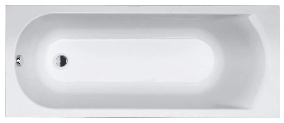 Акриловая ванна Riho Miami 180х80 без гидромассажа