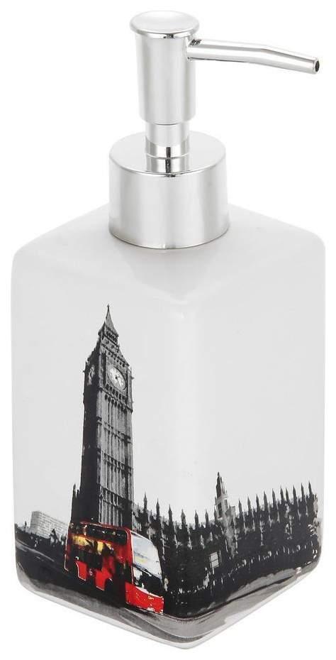 Дозатор для мыла Рыжий Кот Лондон