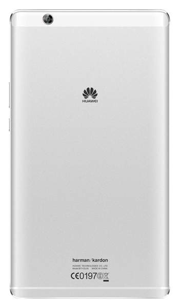 """Планшет Huawei MediaPad M3 8"""" 32Gb LTE Silver (BTV-DL09)"""