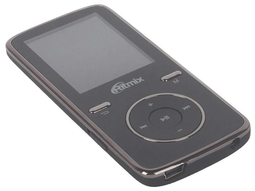 MP3-плеер Ritmix RF-4950 8GB Black 15115088