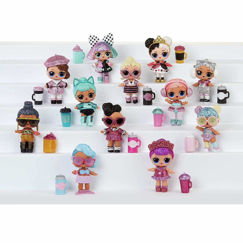 Купить кукла ЛОЛ Сюрприз! Блинг Глиттер 556237, цены в ...