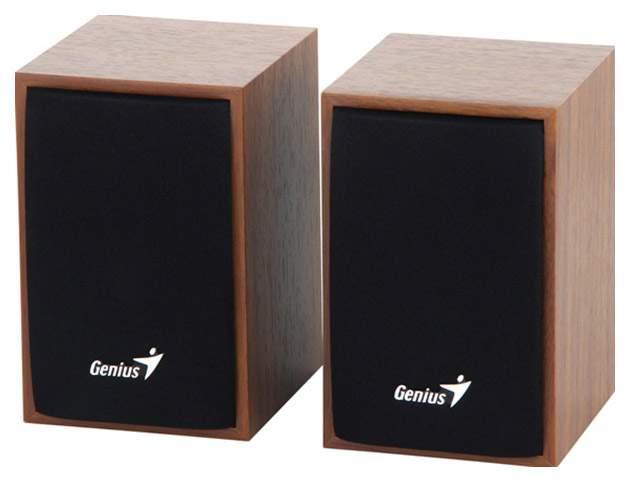 Колонки для компьютера Genius SP-HF160 Wood Brown