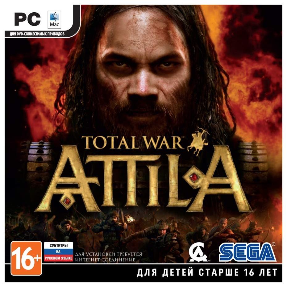 Игра Total War Attila для PC