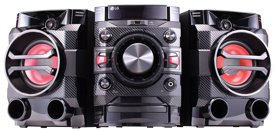 Музыкальный центр Mini LG DM5360K