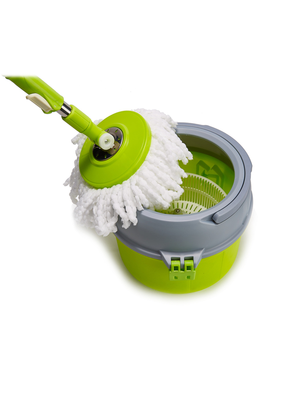 Швабра SPIN MOP mini spin mop 112 см