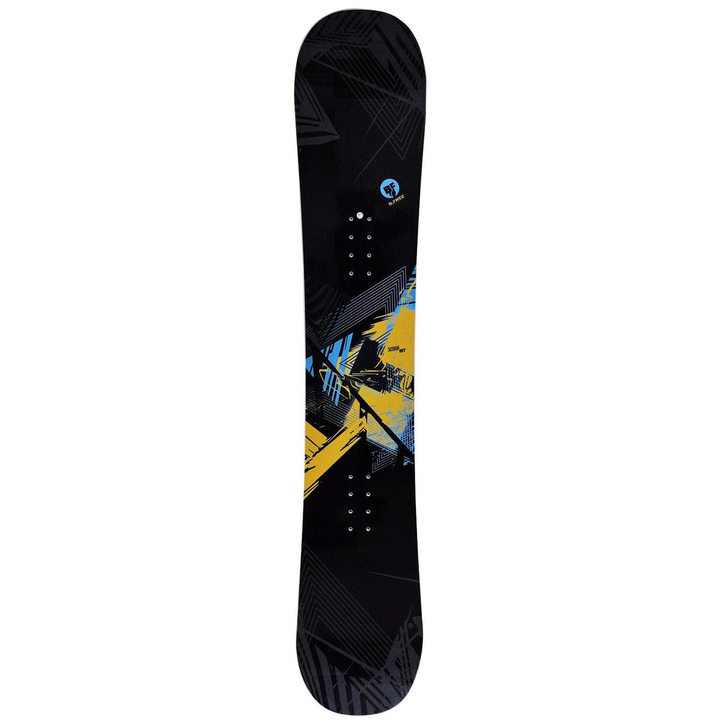 Сноуборд BF snowboards Scoop 2019, 166 см