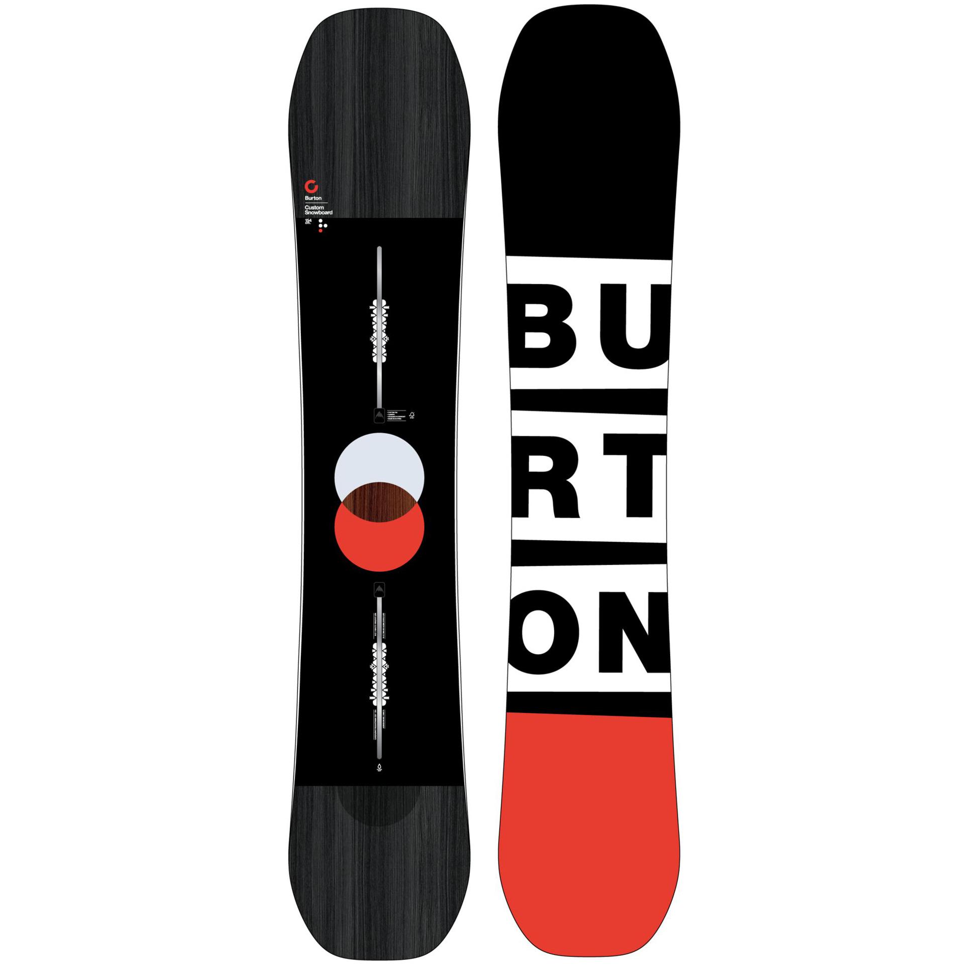 Сноуборд Burton Custom 2020, 154 см
