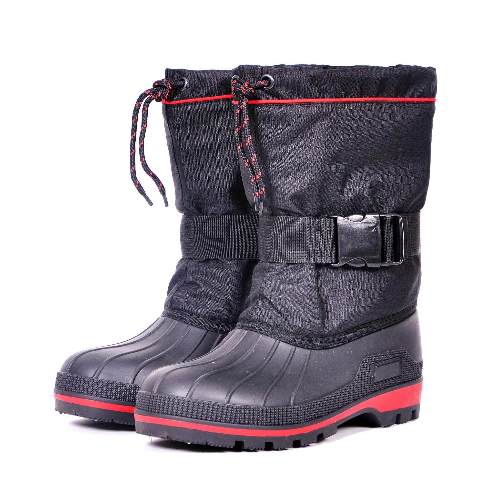 Бахилы для охоты Nordman New Red, на карабине, черные, 46 RU