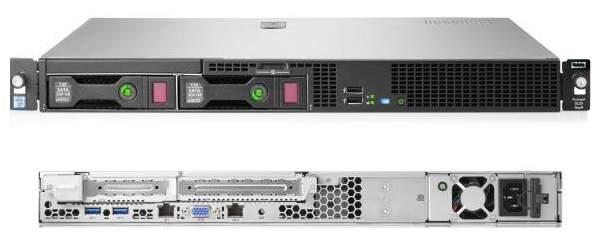 Сервер HP ProLiant DL20 823562-B21