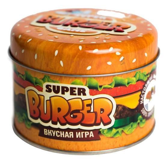 Семейная настольная игра Welldone Super burger