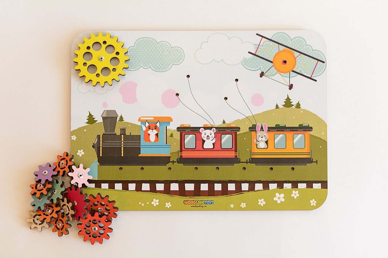 Картинки, открытки в виде паровоза