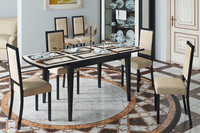 конечно же, красивые столы и стулья фото ещё