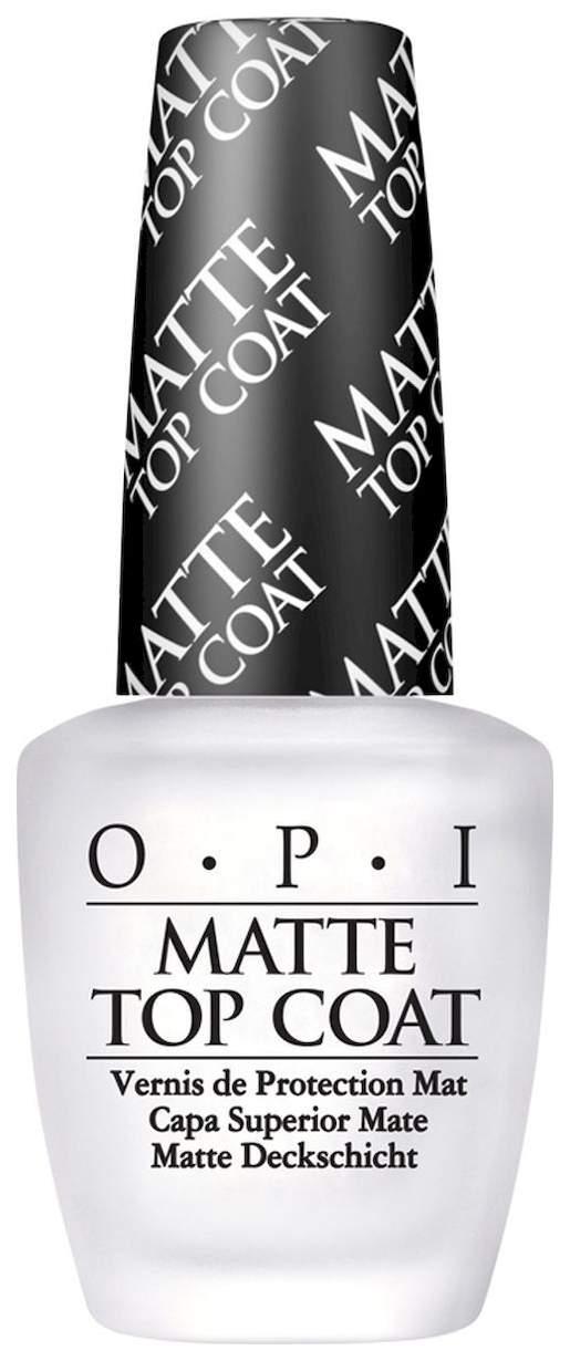 Топ OPI Matte Top Coat 15 мл