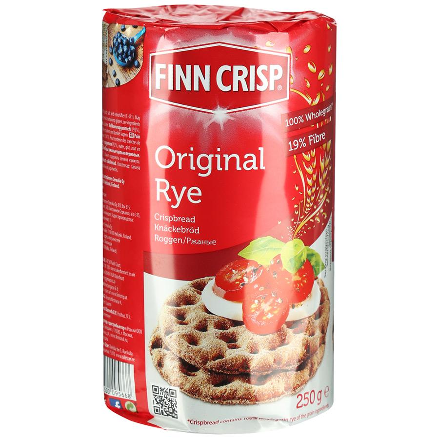 Хлебцы Finn Crisp ржаные 250 г