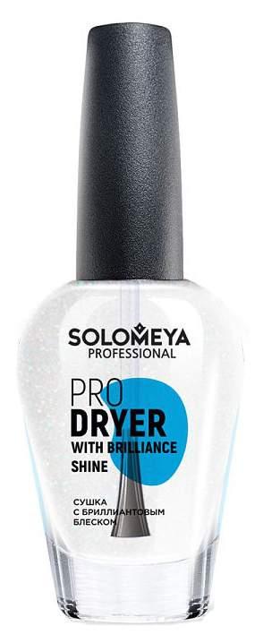 Средство для сушки гель-лака Solomeya Pro Dryer with Brilliance Shine 14 мл