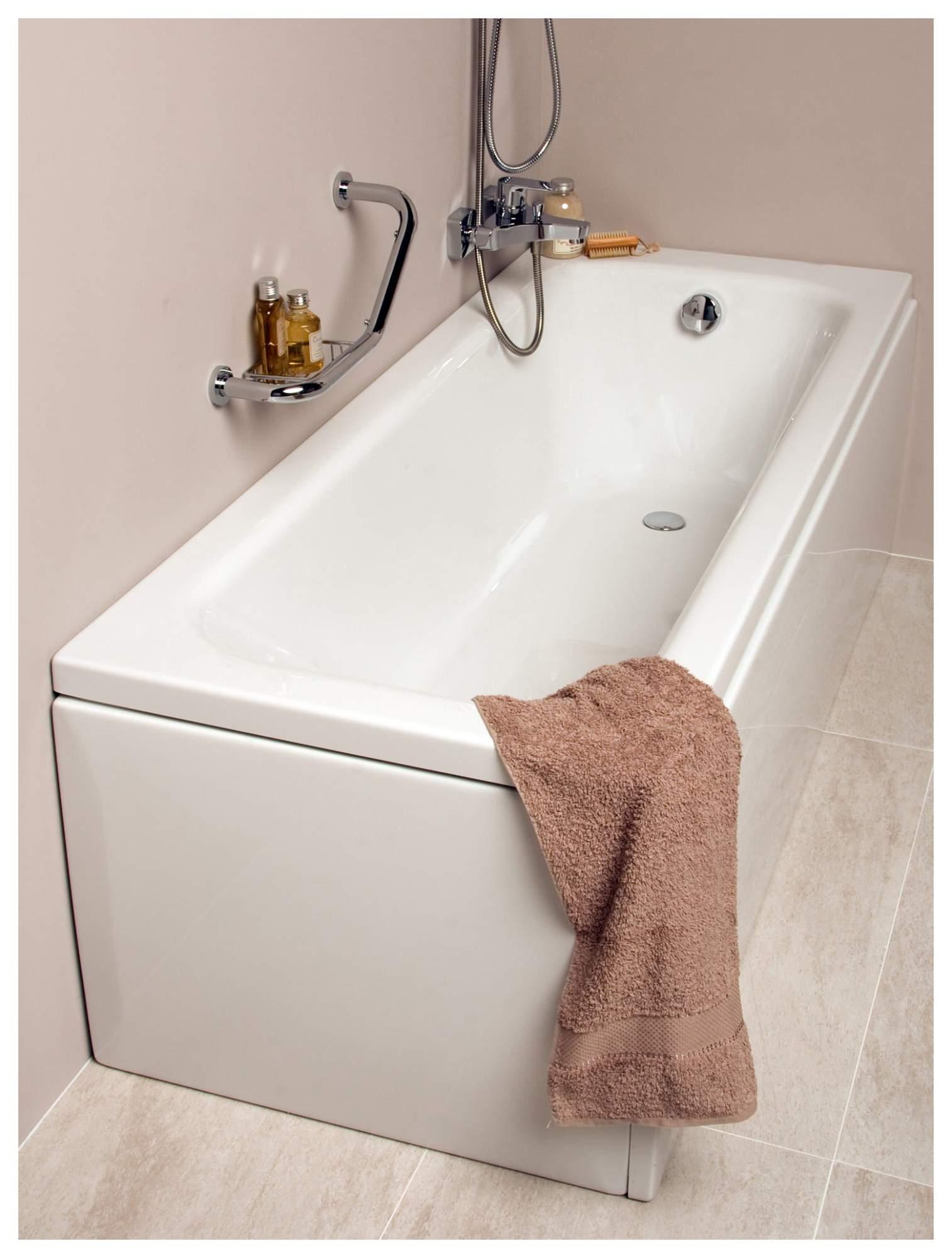 Акриловая ванна Vitra Balance 170х70 без гидромассажа