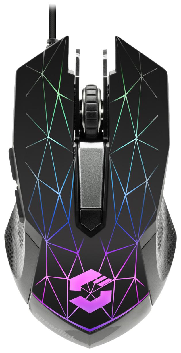 Игровая мышь SPEED-LINK Reticos Rgb Black (SL-680011-BK)