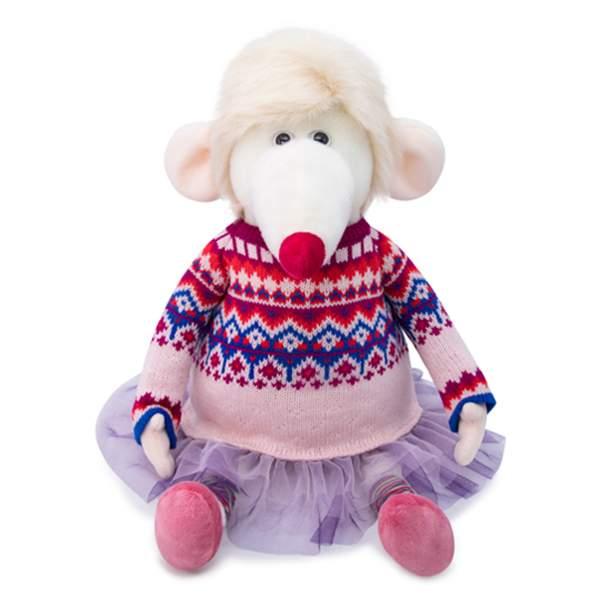 Мягкая игрушка BUDI BASA Ms26-014 Миссис Крыся