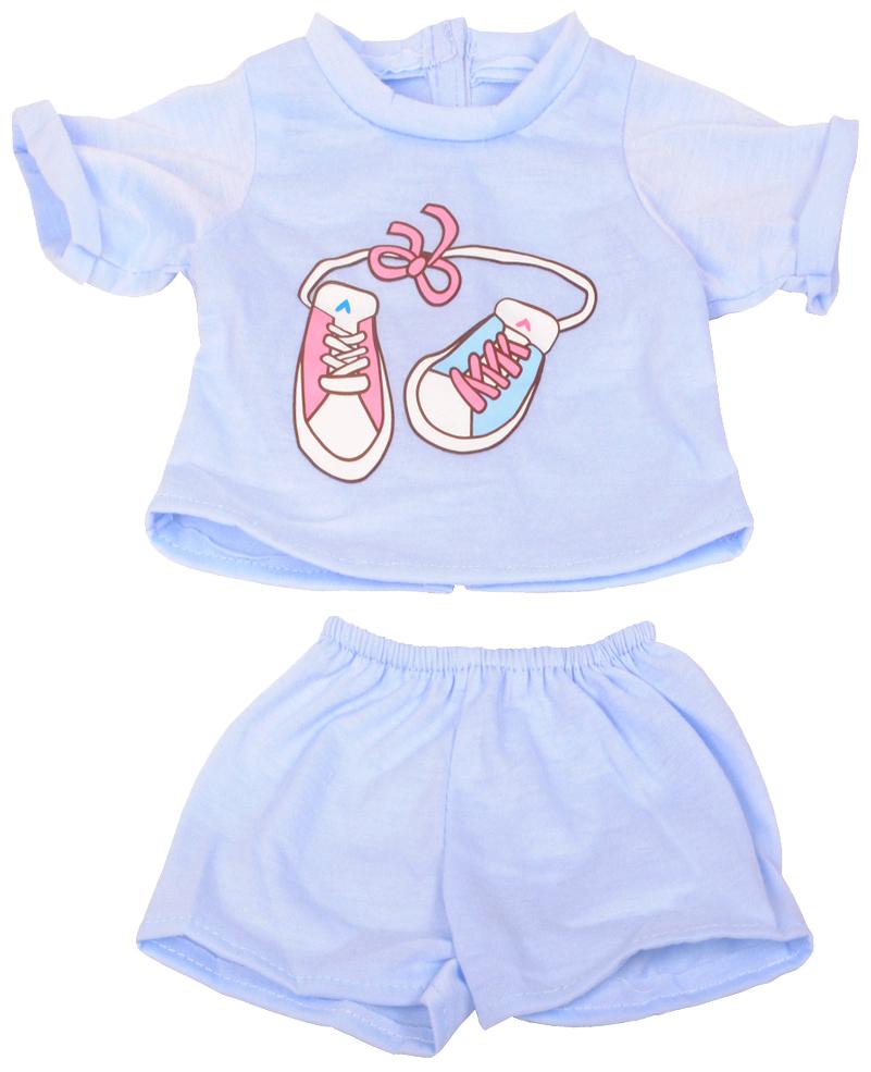 Набор одежды для кукол Муси-Пуси Маленькие модники 42 см