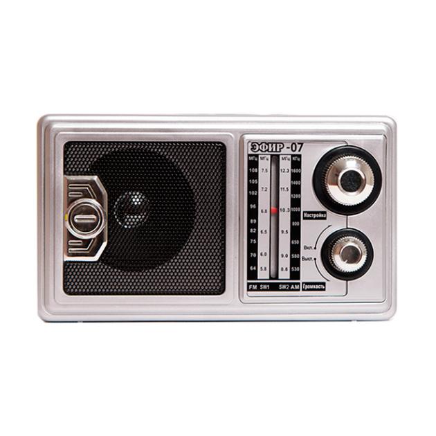 Радиоприемник Сигнал Эфир-07