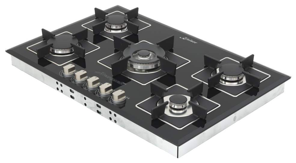Встраиваемая варочная панель газовая Kaiser KCG 8382 Turbo Black