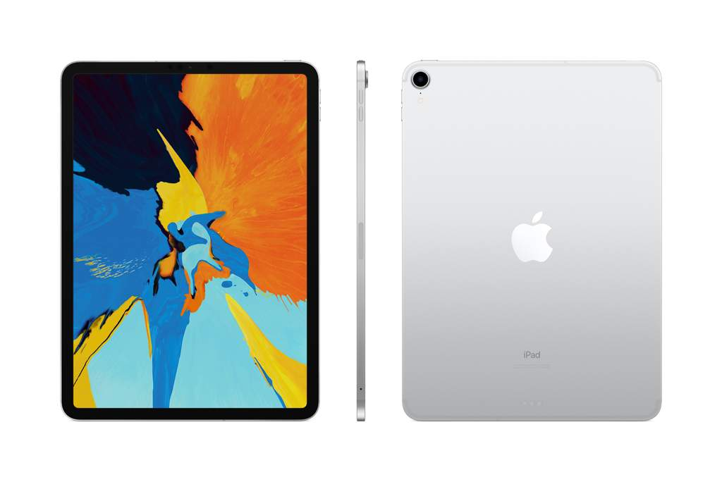 "Планшет Apple iPad Pro Wi-Fi + Cellular 11"" 64GB - Silver(MU0U2RU/A)"