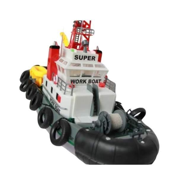 Радиоуправляемый катер Heng Long Seaport Work Boat 3810