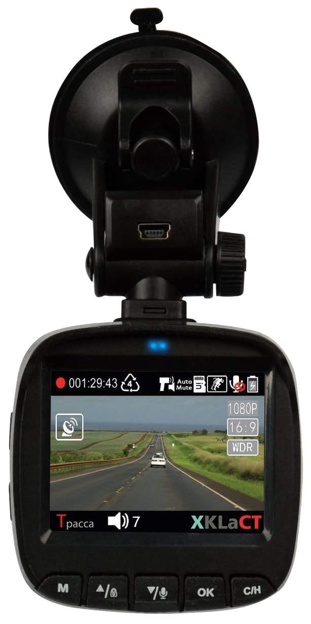 Видеорегистратор Ritmix DVR 15118748 с GPS информатором