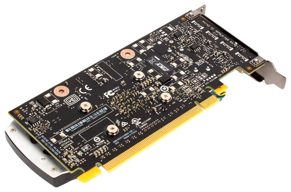 Видеокарта PNY nVidia Quadro P400 (VCQP400BLK-1)