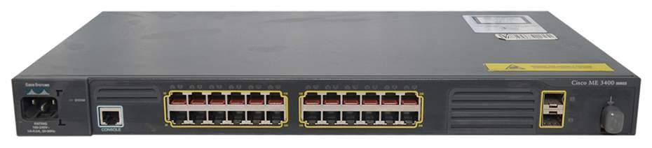 Коммутатор Cisco ME-3400-24TS-A