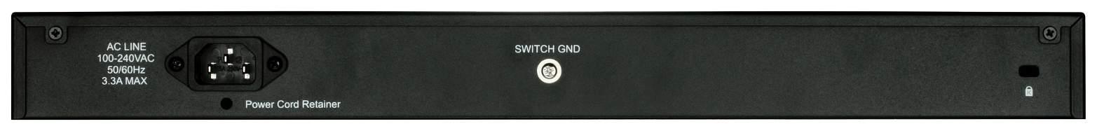 Коммутатор D-Link Web Smart DGS-1210-52P/C1A Серый, черный