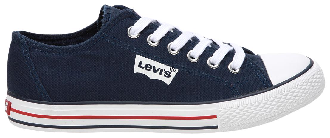Кеды Levi's Kids navy 36 размер