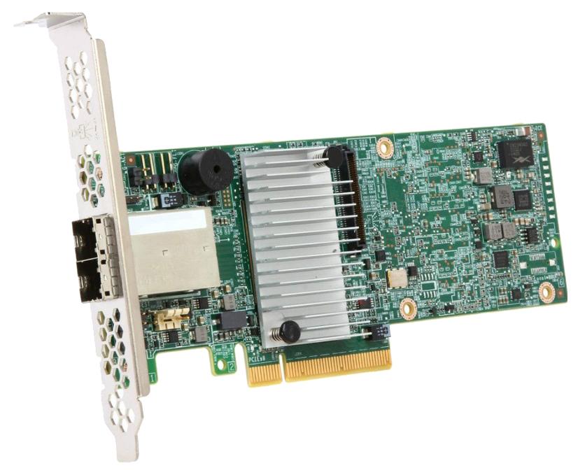 PCI-e RAID контроллер Broadcom Limited LSI MegaRAID SAS 9380-8E (LSI00438)