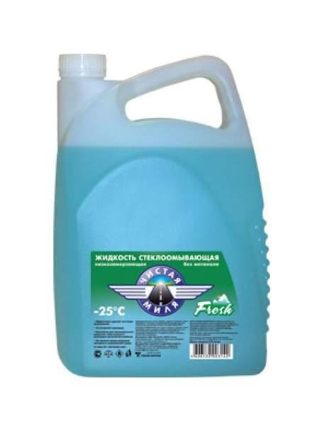 Жидкость стеклоомывателя зимняя Тосол-Синтез 3.78л 4606532003142
