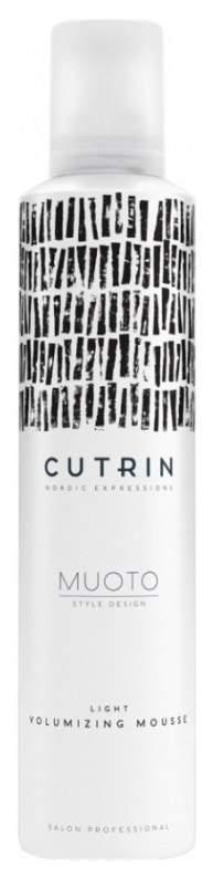 Мусс для волос Cutrin Muoto Light Volumizing Mousse 300 мл