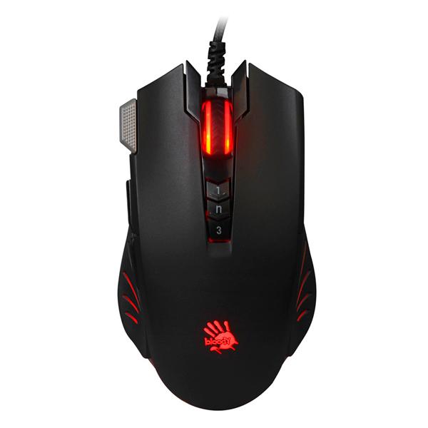Игровая мышь A4Tech V9M Black/Red