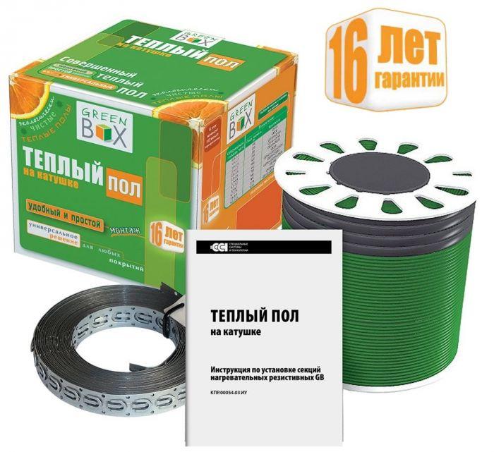 Греющий кабель Green Box 2206799