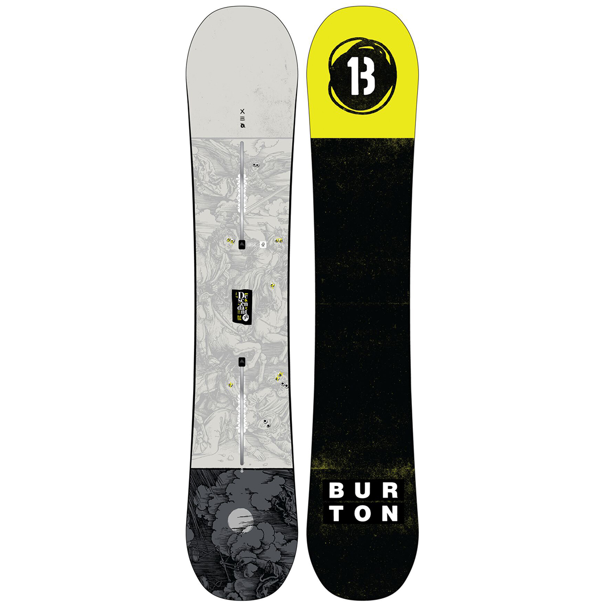 Сноуборд Burton Descendant 2020, 152 см