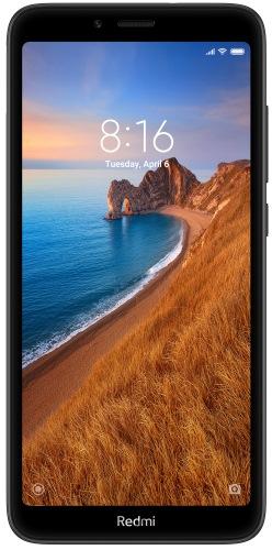 Смартфон Xiaomi Redmi 7A 16Gb Black
