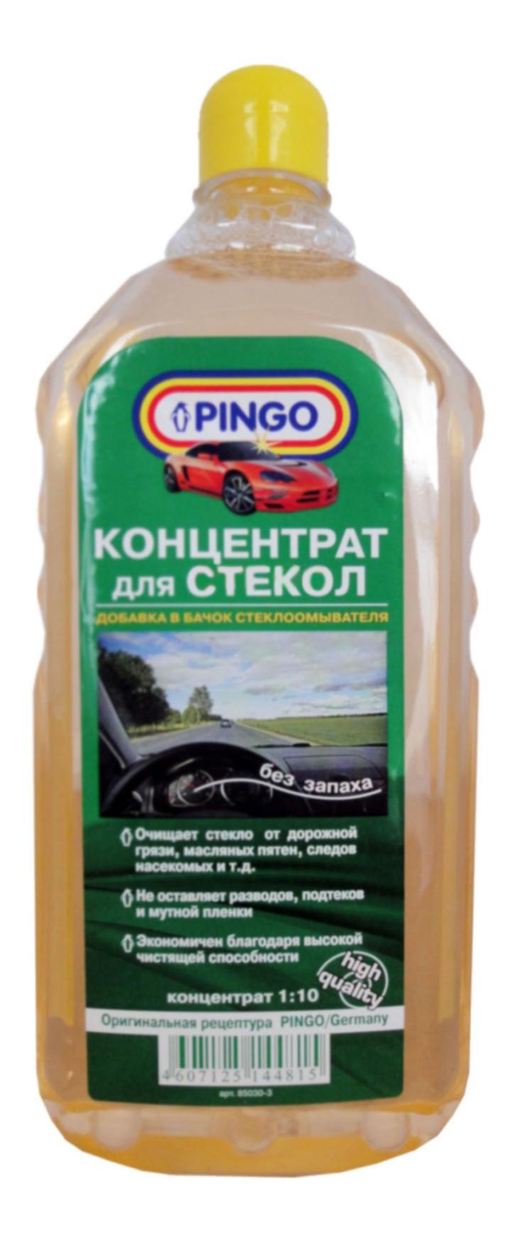 Концентрат жидкости для стеклоомывателя PINGO 1л 1:10 85030-3