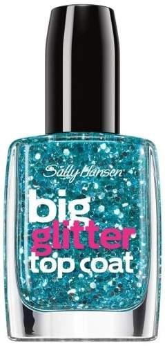 Верхнее покрытие SALLY HANSEN Big Glitter top coat, тон №120