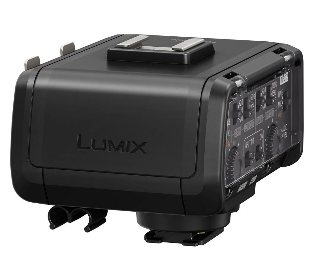 Адаптер для микрофона Panasonic DMW-XLR1E